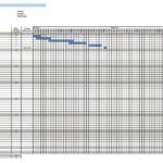 Zeitplan Vorlage (GANTT Projektplan)