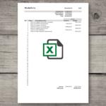 Kassenbuch Vorlage (Excel) kostenlos