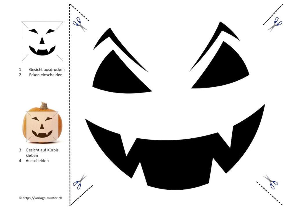 Gruselige Halloween Zum Ausdrucken Ausmalbild Halloween Kuerbis Zum