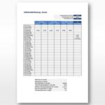 Zeiterfassung Excel