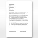 Darlehensvertrag Vorlage